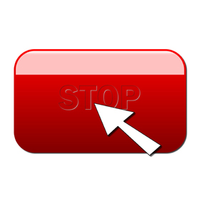 Afbeelding Stop Button
